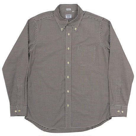 WORKERS‐Modified BD‐ (Brown Check Supima OX)
