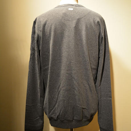 schiesser -hugo sweat- dark grey melange
