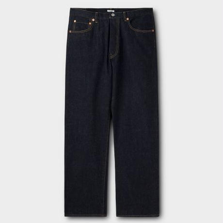 PHIGVEL‐MAKERS Co. PM‐300 CLASSIC JEANS (WIDE‐INDIGO)