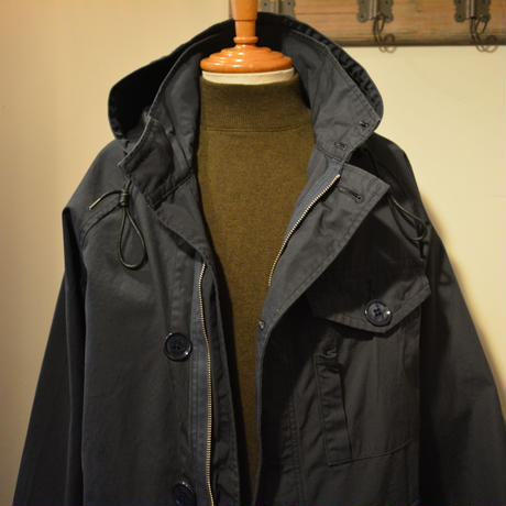 WORKERS‐RAF PARKA‐(Cotton Ventile)