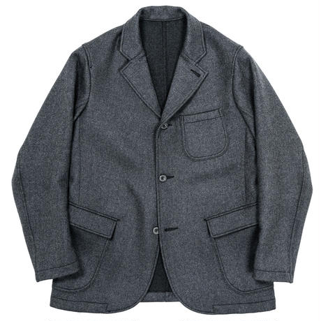 WORKERS ‐Lounge Jacket-(Dominx Double Cloth)