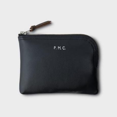 PHIGVEL‐MAKERS Co.Leather Purse S ‐black‐