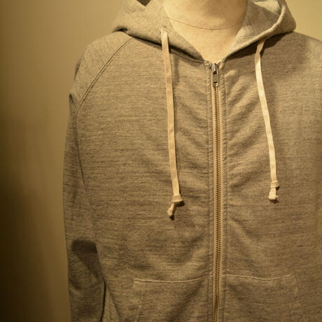kenneth field  -Full zip sweat parka-