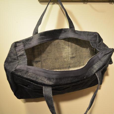 kenneth field -tool tote bag- indigodenim&naturalcanvas