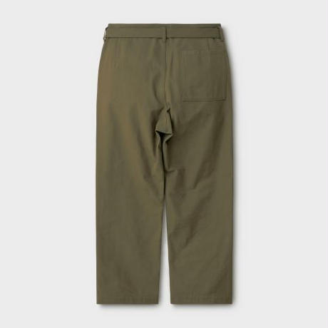 PHIGVEL MAKERS & Co.  PMAL-PT06 / CYCLIST TROUSERS (French Olive)