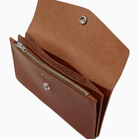 PHIGVEL‐MAKERS Co. pm‐acpp02 truckers wallet -camel-
