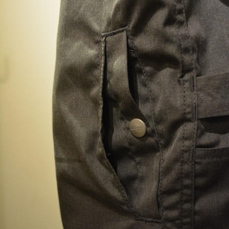SASSAFRAS ‐Gardener Cap Jacket‐ (charcoal)