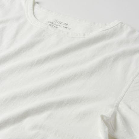 PHIGVEL‐MAKERS Co.Naval Tee -OffWhite-
