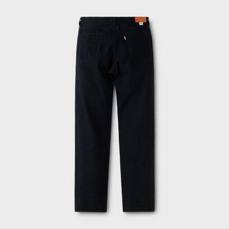 PHIGVEL‐MAKERS Co. PMAK‐302BK CLASSIC BLACK JEANS (Regular-Black)
