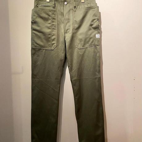 SASSAFRAS -Fall Leaf Sprayer Pants- (OLIVE)