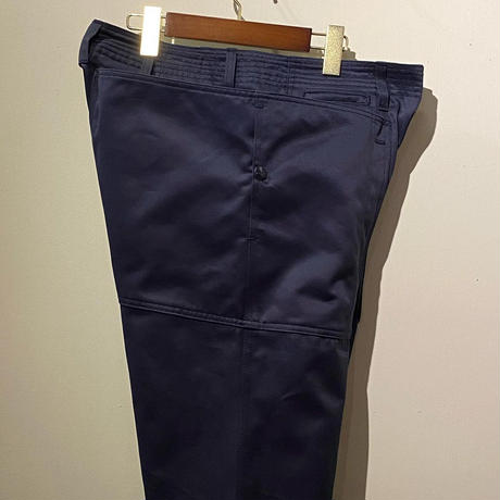 SASSAFRAS -Fall Leaf Sprayer Pants- (NAVY)