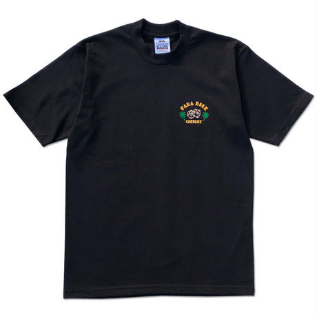 "CREIGHT ""DICE 6.5oz TEE"" / BLACK"