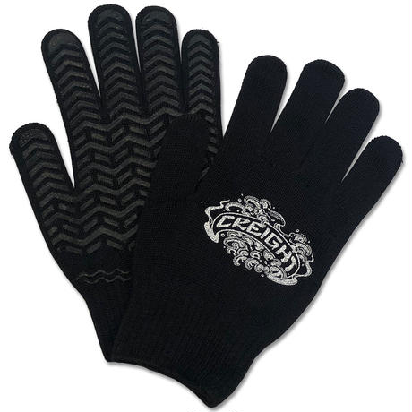 "CREIGHT ""野坂稔和×CREIGHT GLOVES"" / BLACK"