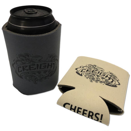 "CREIGHT×野坂稔和 ""CREIGHT KOOZIE"" / 2color"