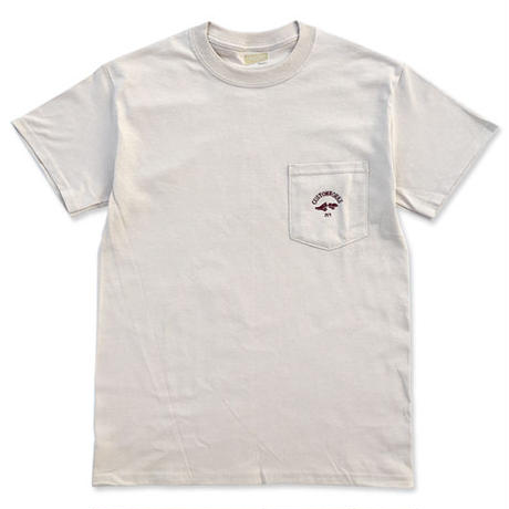 "CREIGHT CUSTOM WORKS ""POCKET TEE"" / SAND"