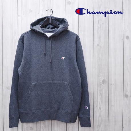【Champion】Cロゴワンポイントロゴプルオーバーパーカー/C3-C118/C.GRY【チャンピオン】