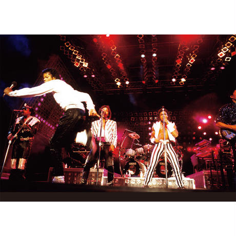 写真集『MJ ステージ・オブ・マイケル・ジャクソン』