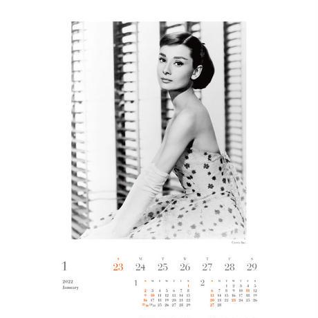 【AUDREY・卓上週めくりカレンダー】AUDREY WEEKLY CALENDAR 2022