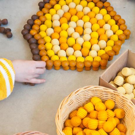 まんだら ハニー (Mandala Honey Comb) 18-201