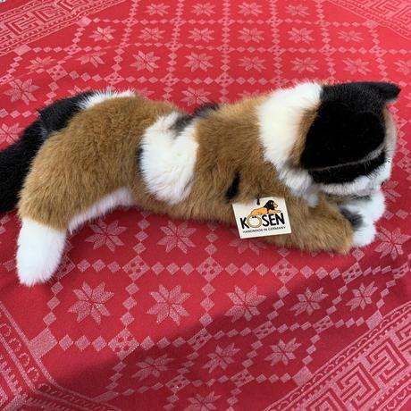 ねそべり猫 小 三毛