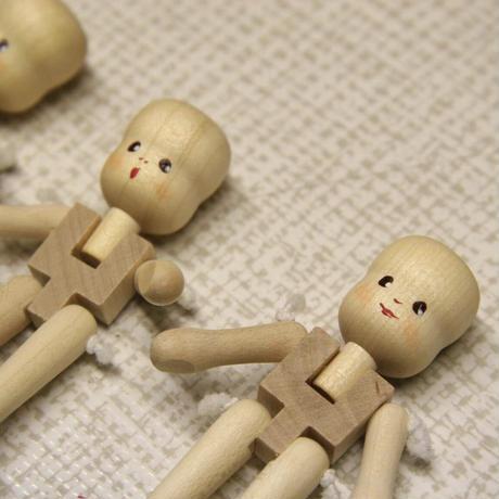 クレーブス人形 日本人の女の子