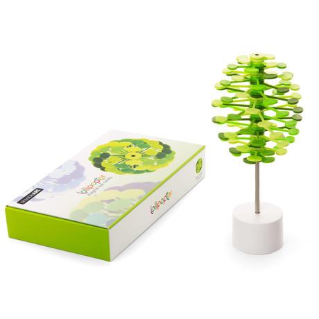 フィボナッチツリー グリーン