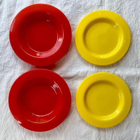 キンダーサービス皿2枚セット