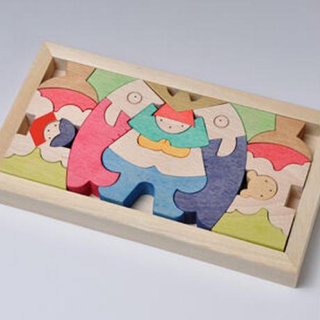 かぶと童子とクマ・金太 KK233