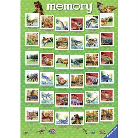 恐竜メモリー
