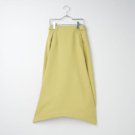 OXFORD MIDDLE SKIRT(SC1017)