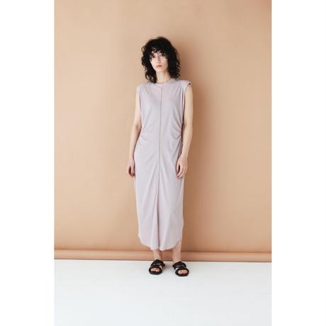 SHOULDER PAD  LAYERED DRESS