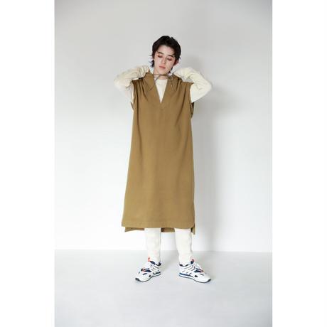 WOOL HOODIE DRESS(OC2019)