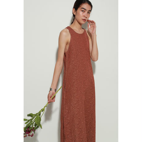 PAISLEY-JQ TANK DRESS(OB1019)
