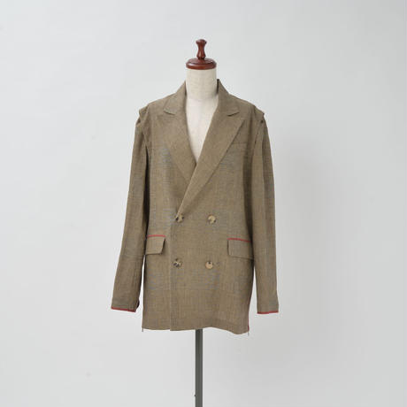 LINEN 2WAY JACKET(JC1007)