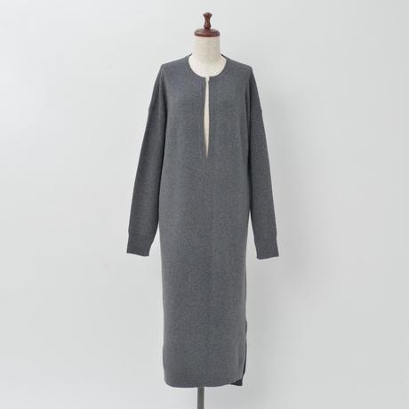ANGOLA WAFFLE KNIT DRESS(OC2015)