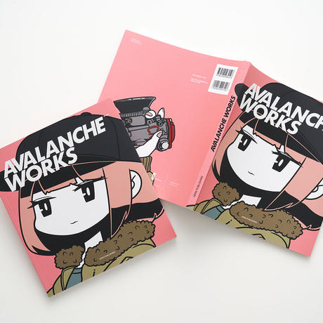AVALANCHE WORKS [2 books]
