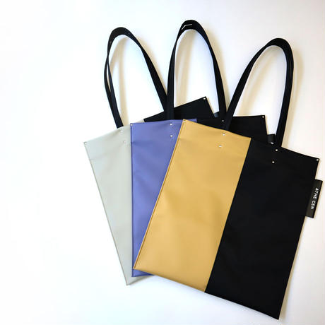 ATHECEN NYLON BAG(BLACK BASE)