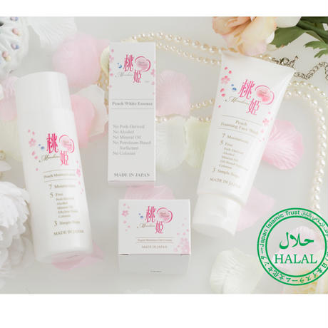 Momohime Basic Skincare + White Essence
