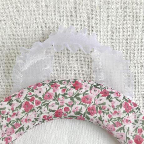 藤色     折り紙アニマルの額飾り(大)/  ねこ