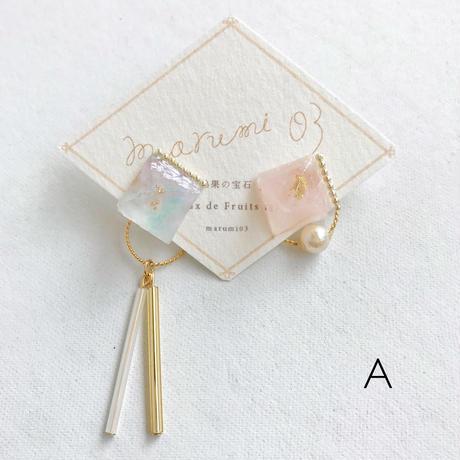 marumi03   氷菓の宝石・ピアス