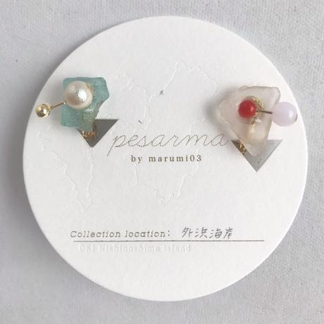 marumi03 | 【pesarma by marumi03】eau イヤリング