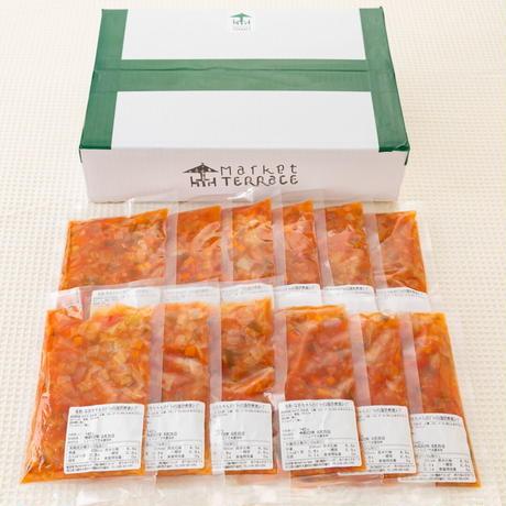 【NEW!/送料無料】なおちゃんのデトックス脂肪燃焼スープ(140g×12袋)