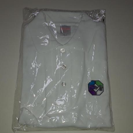 クロンオリジナル・P-1ポロシャツ ・ホワイト
