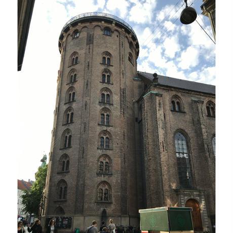 Wonderhagen A5カード「Round Tower」