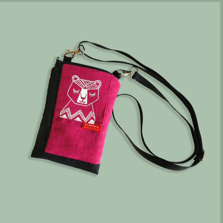Riiminka 携帯電話バッグ「Sini」S