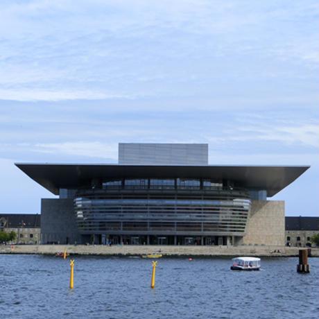 Wonderhagen A5カード「The Opera House」