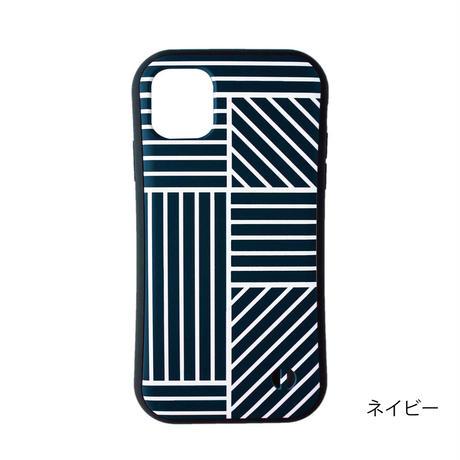 Blue Lines: iPhone グリップケース (7 Plus ~ 12 Pro Max)※受注生産