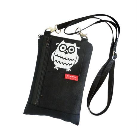 Riiminka 携帯電話バッグ「Sini」L