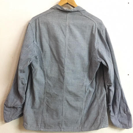 French work vintage コックジャケット (NAVY) [7475]