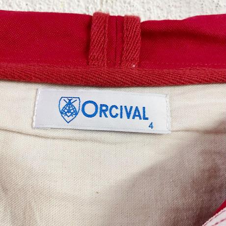 """""""Orchival"""" コットンパーカー[9195]"""